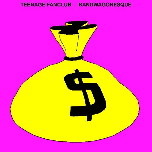 Teenage Fanclub Bandwagonesque Import Eu 180gm Vinyl