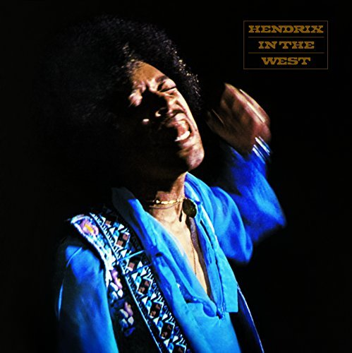 Hendrix Jimi In The West Import Eu 2 Lp