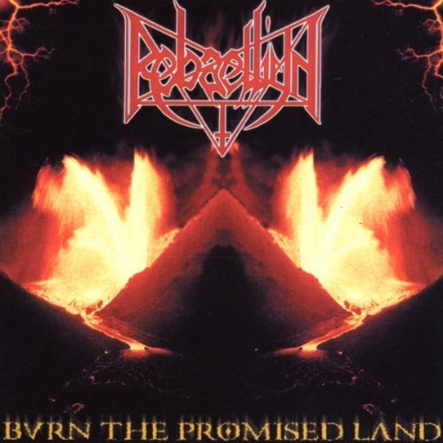 Rebaelliun Burn The Promissed Land Import Gbr 2 CD Set