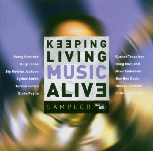 Keeping Living Music Alive Vol. 1 Keeping Living Music Al Import Eu