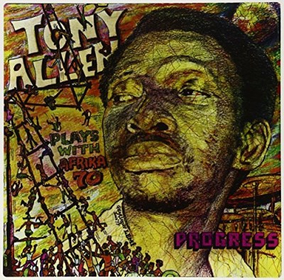 Allen Tony & Africa 70 Progress Lmtd Ed.