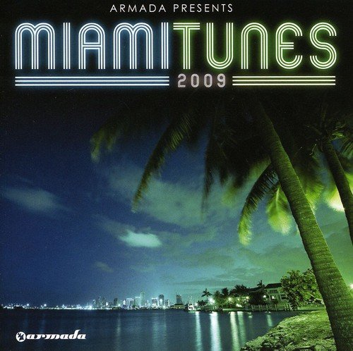 Armada Presents Miami Tunes 2009 Import Gbr 2 CD Set