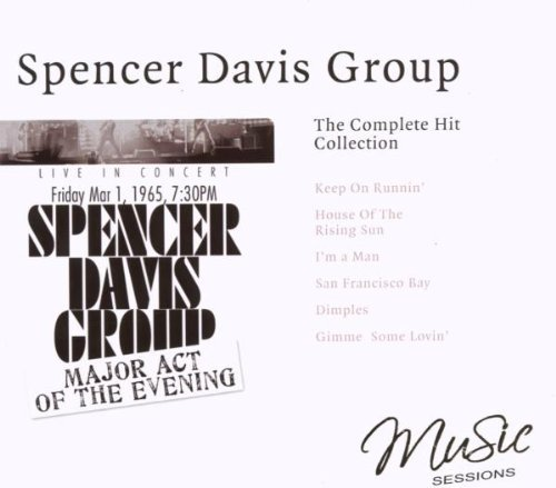 Spencer Davis Group Spencer Davis Group Import Gbr