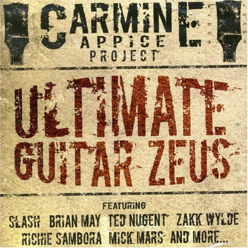 Carmine Appice Ultimate Guitar Zeus Import Gbr