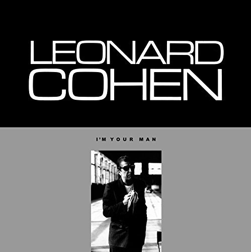Leonard Cohen I'm Your Man Import Eu 180gm Vinyl