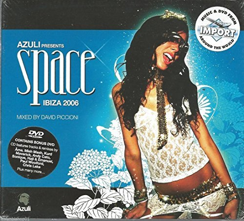Space Ibiza 2006 Space Ibiza 2006 Import Eu CD Plus Bonus DVD (pal Reg 2)