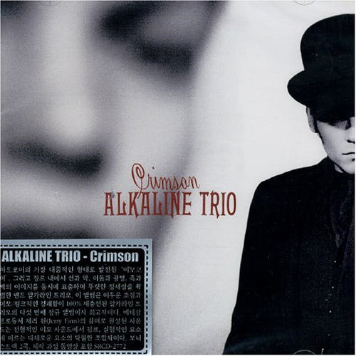 Alkaline Trio Crimson Import Eu Incl. Bonus Tracks