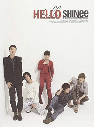 Shinee Hello (2nd Album Repackage) Import Eu