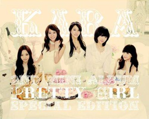 Kara Pretty Girl (special Edition) Import Eu