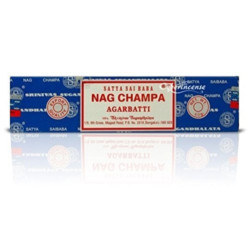 Incense Nag Champa Satya 40 Grams