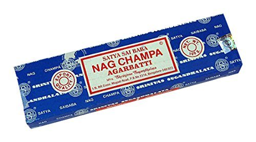 Incense Nag Champa Satya 100 Grams