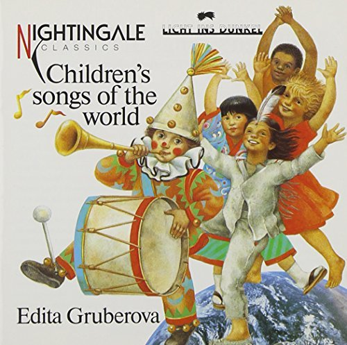 Edita Gruberova Children's Songs Of The Worl Gruberova (sop)