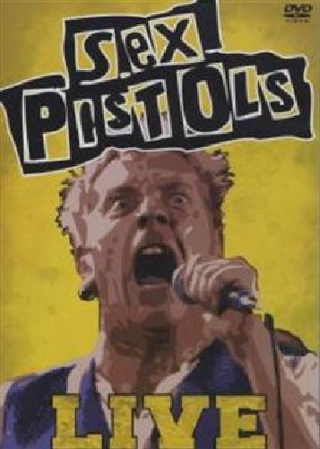 Sex Pistols Live The Broadcast Archives Nr