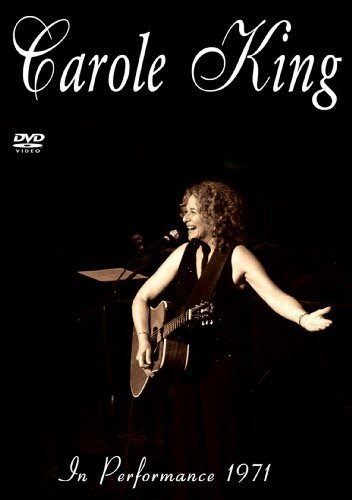 Carole King In Performance1971 Nr