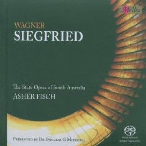 As State Opera Australia Fisch Siegfried Import Eu Sacd 4 CD