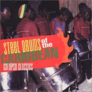Caribbean Steel Band Steel Drums Of The Caribbean Import Aus