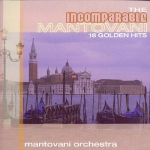 Mantovani Orchestra Incomparable Mantovani Import Aus