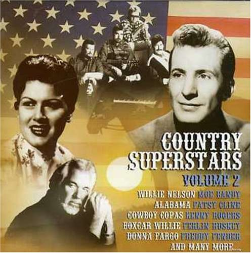 Country Superstars Vol. 2 Country Superstars Import Aus