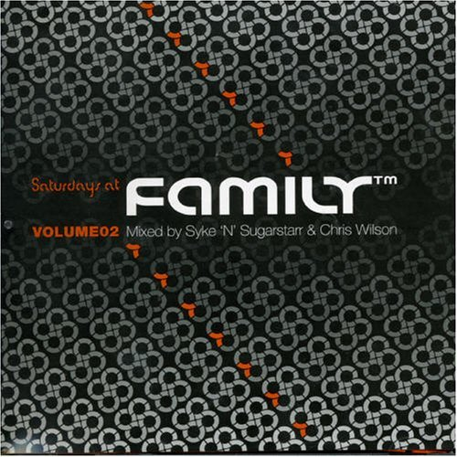 Saturdays At Family Vol. 2 Saturdays At Family Import Aus 2 CD Set