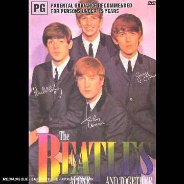 Beatles Alone & Together Import Aus Ntsc (0)