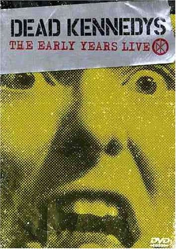 Dead Kennedys Early Years Live (pal Region 4 Import Aus Pal (4)