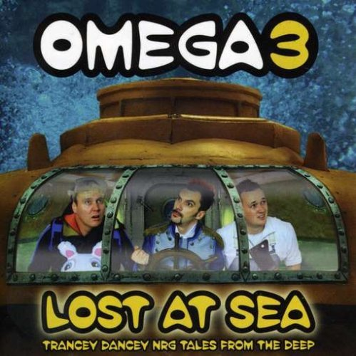 Omega 3 Lost At Sea Mixed By Captain T Import Aus