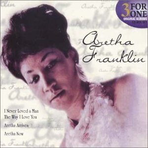 Aretha Franklin 3 For 1 Box Set