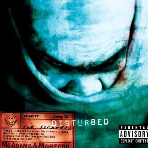 Disturbed Sickness Import Aus Incl. Bonus Tracks