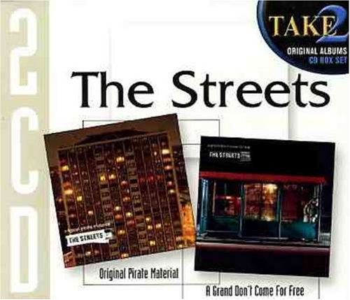 Streets Original Pirate Material A Gra Import Aus Lmtd Ed. 2 CD Set