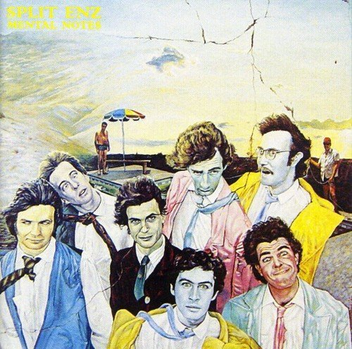 Split Enz Mental Notes Import Aus