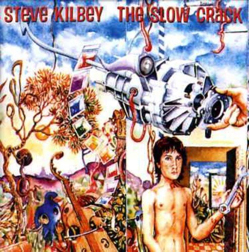 Steve Kilbey Slow Crack Import Aus Sleeve Notes
