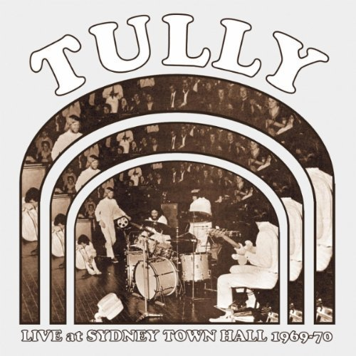 Tully Live At Sydney Town Hall 1969