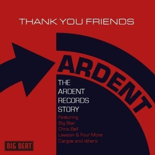 Thank You Friends Ardent Recor Thank You Friends Ardent Recor Import Gbr 2 CD