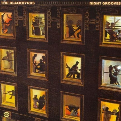 Blackbyrds Night Grooves Import Gbr