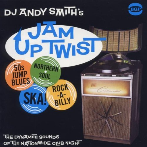 Dj Andy Smith Jam Up Twist Import Gbr