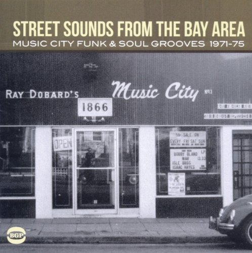 Street Sounds From The Bay Are Music Funk & Soul Grooves 1971 Import Gbr