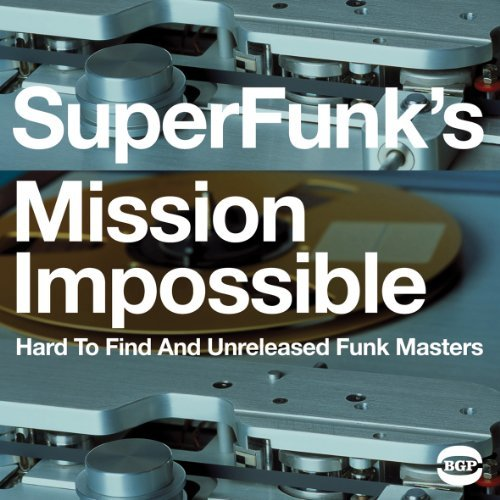 Super Funk's Mission Impossibl Super Funk's Mission Impossibl Import Gbr 2 Lp