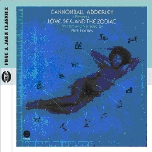Cannonball Adderley Love Sex & The Zodiac Import Gbr Love Sex & The Zodiac