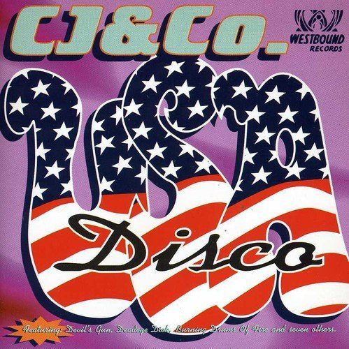 C.J. & Co Usa Disco Import Gbr