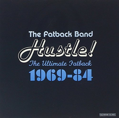 Fatback Band Hustle! The Ultimate Fatback 1 Import Gbr 2 CD