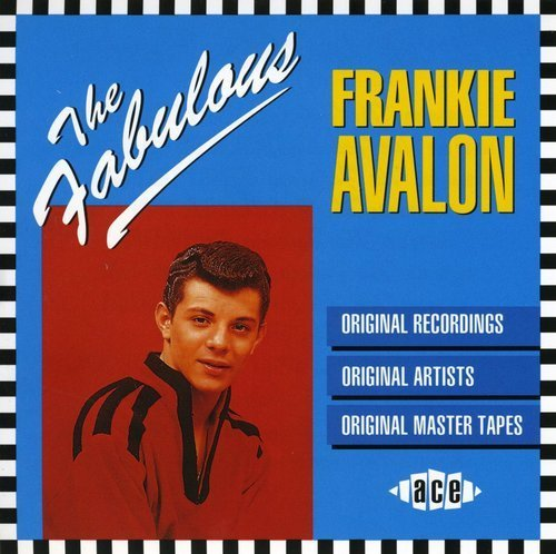 Frankie Avalon Fabulous Frankie Avalon Import Gbr
