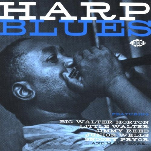 Harp Blues Harp Blues Import Gbr Williamson Rogers Horton