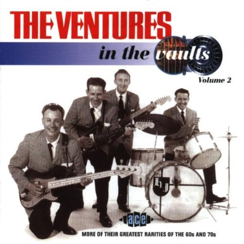 Ventures Vol. 2 In The Vaults Import Gbr