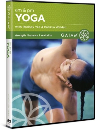 Am Pm Yoga For Beginners Rodney Yee Am Pm Yoga Nr