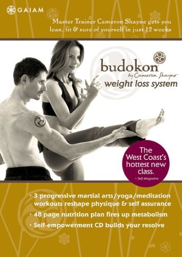 Shayne Cameron Budokon Weight Loss Collection Clr Nr