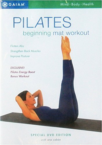 Pilates Beginning Mat Workout Pilates Beginning Mat Workout Nr