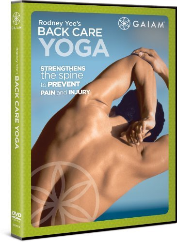 Rodney Yee Rodney Yee Back Care Yoga Nr