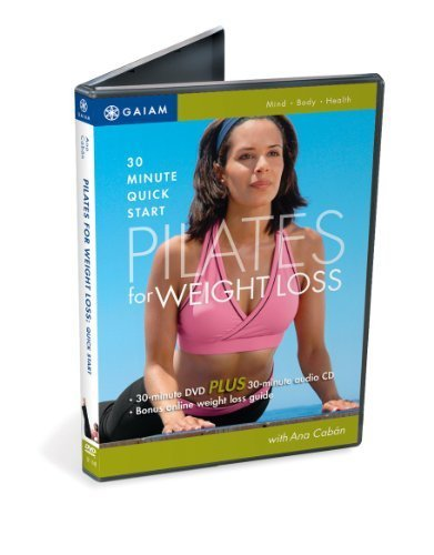 Quick Start Pilates For Weight Quick Start Pilates For Weight Nr Incl. CD