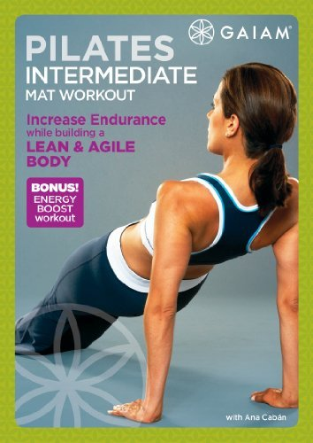 Pilates Intermediate Mat Worko Pilates Intermediate Mat Worko Nr