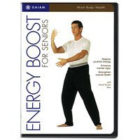 Energy Boost For Seniors With Energy Boost For Seniors With DVD R Nr